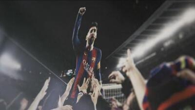 ¡La inmortalidad de un momento! La historia detrás de una fotografía a Lionel Messi