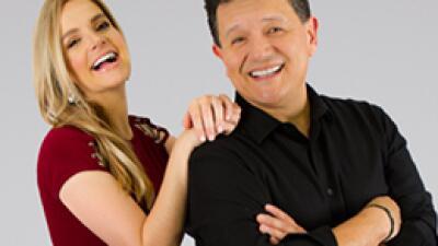 El Show de Renzo y Maria Esther te dará los 'buenos días'