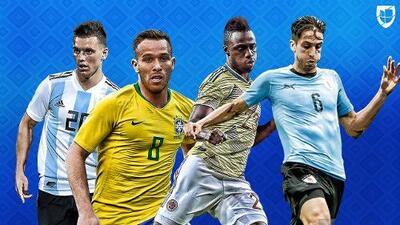 ¿Promesas o realidades? Las jóvenes figuras de la Copa América