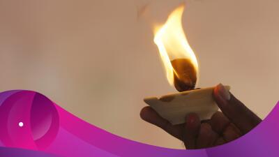 ¡Limpia y purifica tu casa con el fuego!