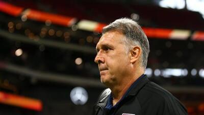 """""""Lo único que tengo que evaluar es mi continuidad o no al frente de Atlanta"""", asegura 'Tata' Martino"""