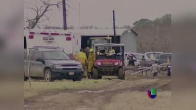 Camioneta con indocumentados sufre accidente en Texas