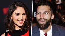 Las fotos de Eiza González que confirmarían su romance con el deportista Paul Rabil
