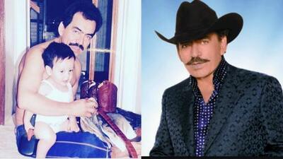 Solo Julián Figueroa recordó la fecha de cumpleaños de su papá Joan Sebastian