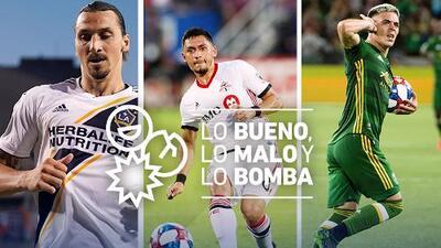 Semana 16: El Galaxy de Zlatan se acerca a Carlos Vela y Brian Fernandez alcanza marca histórica