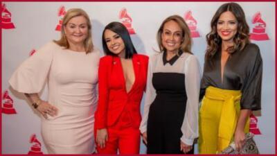 Becky G, Pamela Silva, entre las homenajeadas como Mujeres Líderes del Entretenimiento en la semana de Latin GRAMMY