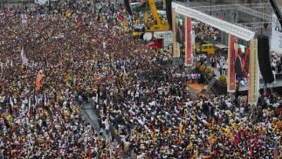 Entre el miedo y las protestas, México espera a su próximo presidente