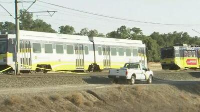 Accidente en el tren ligero dejó al menos 27 heridos