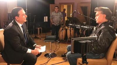 'El Puma' revela detalles de lo que será su primer concierto desde su doble trasplante de pulmón