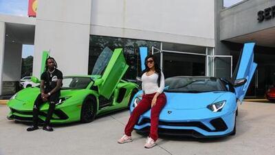 Cardi B compra un Lamborghini Aventador S Roadster para celebrar el nacimiento de su hija