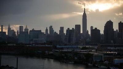Altas temperaturas y cielo parcialmente nublado, el pronóstico para este martes en Nueva York