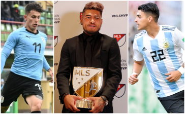 Pavón, Brian Rodríguez y las estrellas sudamericanas de la MLS