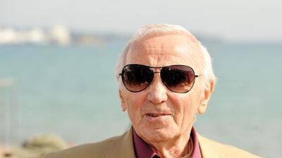 Muere a los 94 años el cantante Charles Aznavour, considerado el Frank Sinatra de Francia
