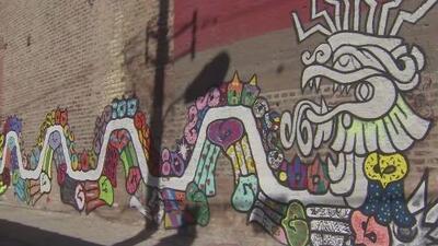 Murales de las calles de Chicago ahora pueden ser registrados para preservarlos como parte de la identidad de la ciudad