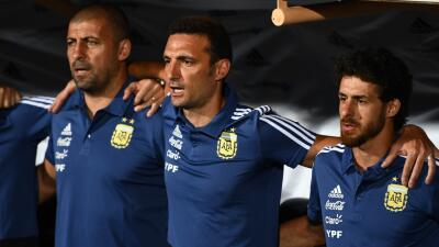 La Liga MX puso dos jugadores en la lista definitiva de Argentina a la Copa América