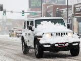 La fuerte tormenta de nieve en Colorado trajo arena de México