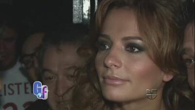 ¿Cómo reccionaron los famosos hacia la supuesta boda de Aracely y Sebastián?