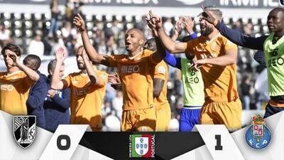 Porto cierra la temporada con triunfo ante el Guimaraes