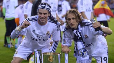 Luka Modric: ¨si Gareth Bale esta motivado puede ser útil para el Real Madrid¨