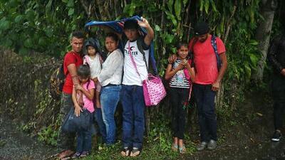 En un minuto: Pompeo se reúne con México mientras la caravana de migrantes avanza hacia EEUU