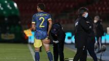 Monterrey puede perder un mes a Stefan Medina por lesión