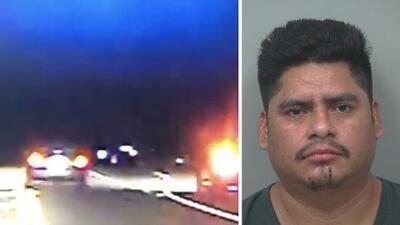 ICE está a la espera de hispano arrestado tras persecución en condado de Gwinnett