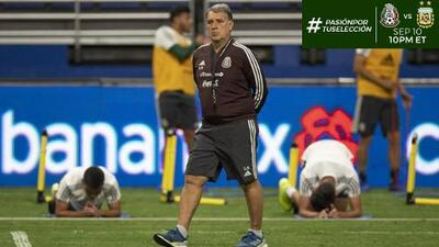 México y su gran opción de vencer a un rival histórico