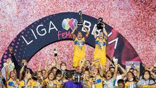 Tigres consigue el  bicampeonato en la Liga MX Femenil