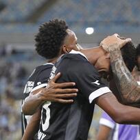 Jugadores del Vasco fueron asaltados tras partido en Río de Janeiro