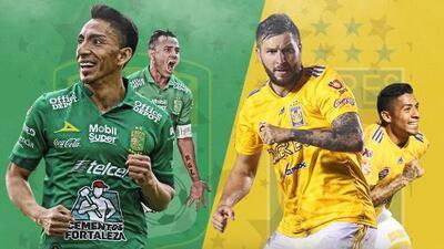 EN VIVO | León y Tigres encienden la previa de la Gran Final del Clausura 2019