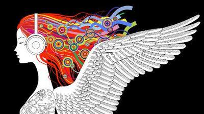 Los ángeles te hablan a través de la música