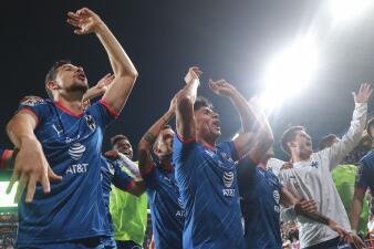 En fotos: Pachuca empata, manda el juego a penaltis pero Monterrey va a la Final de Copa