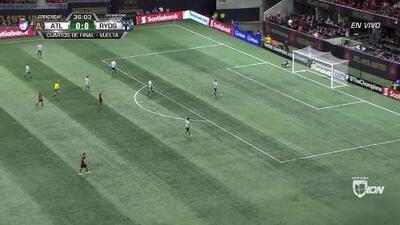 Tiro de esquina para Atlanta United FC