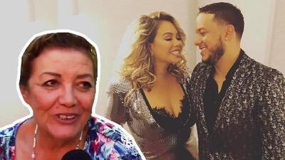 La madre de Lorenzo Méndez revela si le gustaría o no que su hijo llegara al altar con Chiquis Rivera