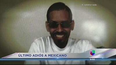 Despiden al rapero Mexicano
