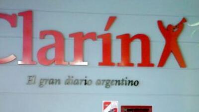 Clarín y gobierno argentino chocan por aplicación de la Ley de Medios