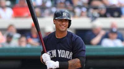 ¡Comienza la Gleybermanía! Los Yankees llaman a su mejor prospecto a las Grandes Ligas
