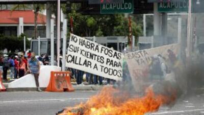 La violencia, el primer actor de las elecciones legislativas de México
