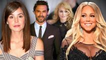 Camila Sodi imita a la ex de Tommy Mottola cuando le preguntan por Iván Sánchez y Paulina Rubio