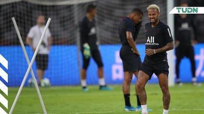 Neymar compara relación de pareja con aficionados del PSG