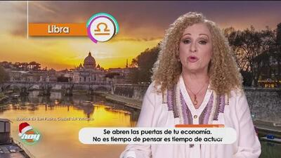 Mizada Libra 26 de diciembre de 2016