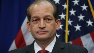 No renuncia y se defiende: el secretario de Trabajo Alexander Acosta explica su manejo del caso de abuso de menores de Jeffrey Epstein