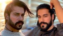 """""""Adiós cabello"""": Burak Özçivit, el protagonista de Amor Eterno, cambia de imagen"""