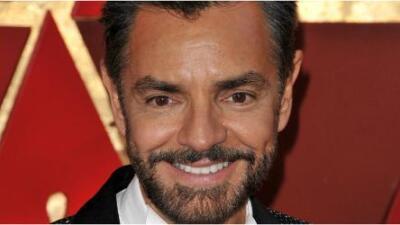 La emoción de Eugenio Derbez en los Oscar