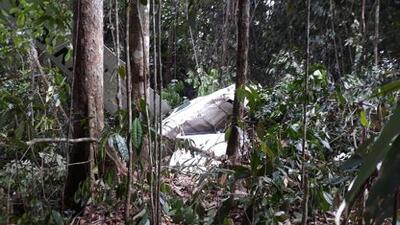 Al menos dos muertos y dos heridos en accidente de avioneta que transportaba militares en Venezuela