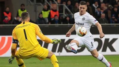 ¡Por estas 'pinturas' lo quiere el Real Madrid! Top 5 de golazos de Luka Jović
