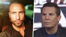 """""""Es una persona más madura"""": Julio César Chávez parece haberse reconciliado con Rafael Amaya"""