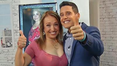 Mirarse al espejo le avergonzaba, ahora esta madre mexicana recuperó la confianza gracias a Yes You Can!
