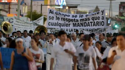 Darwin Franco: 'El Chapo' no es aquel que sale en las noticias, esa es su representación
