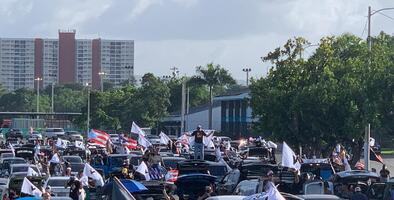 Movimiento Victoria Ciudadana celebra su cierre de campaña en el Hiram Bithorn